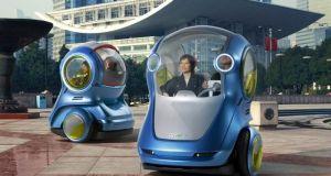 GM Autonomy Vehicle
