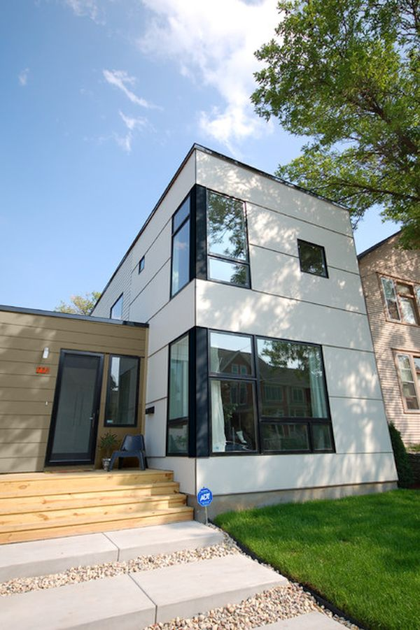 A peek into the future the coolest prefab homes around for Hive modular prices