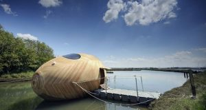Exbury Egg, Beaulieu River, Southern England