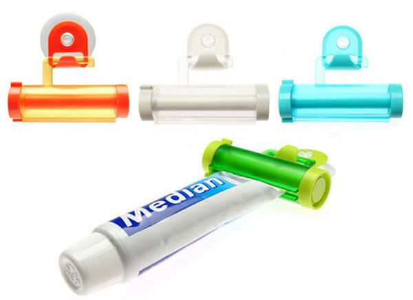 Toothpaste roller
