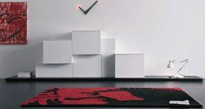 zeit-led-wall-clock
