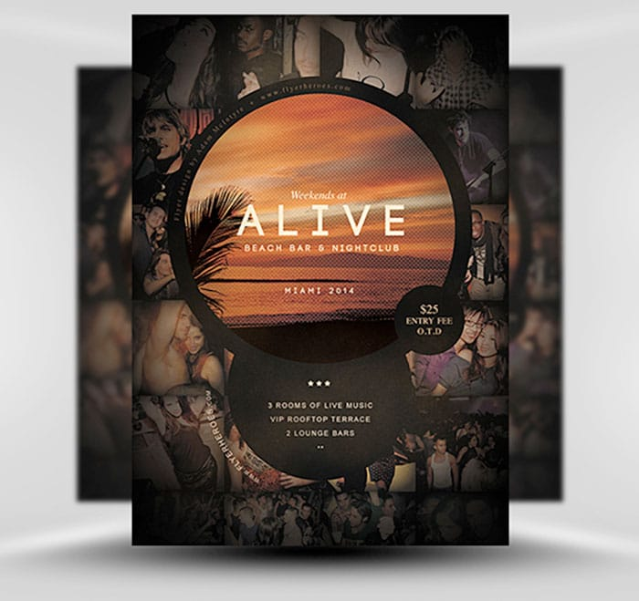 awesome flyer templates
