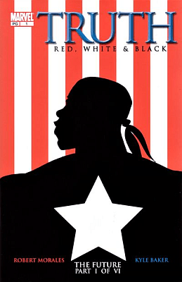 """Revista """"Truth – Red, White and Black"""", 2002."""
