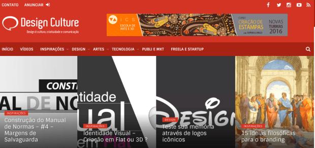 Home do Blog Design Culture