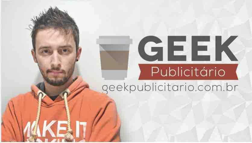 Home do site Geek Publicitario