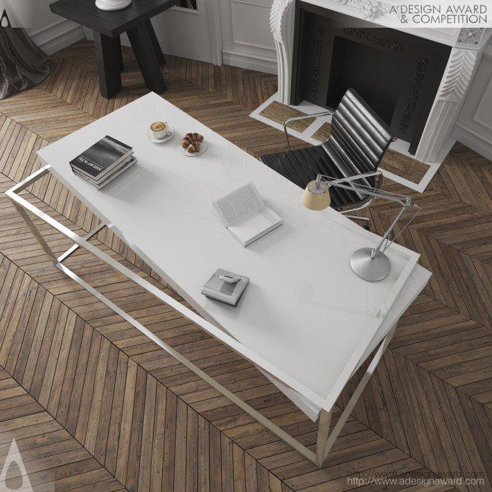 Excentric Office Furniture, de João Faria
