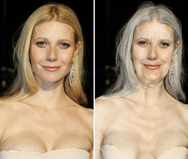Gwyneth Paltrow por The Brok