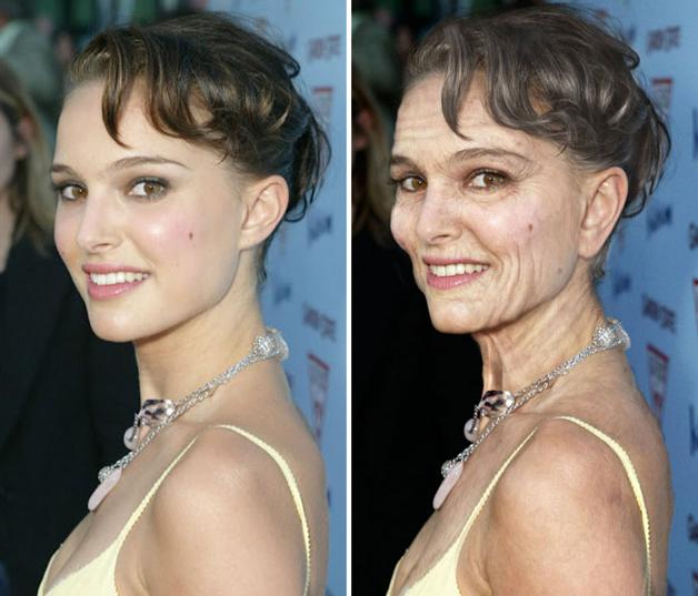 Natalie Portman por John Mcconneell