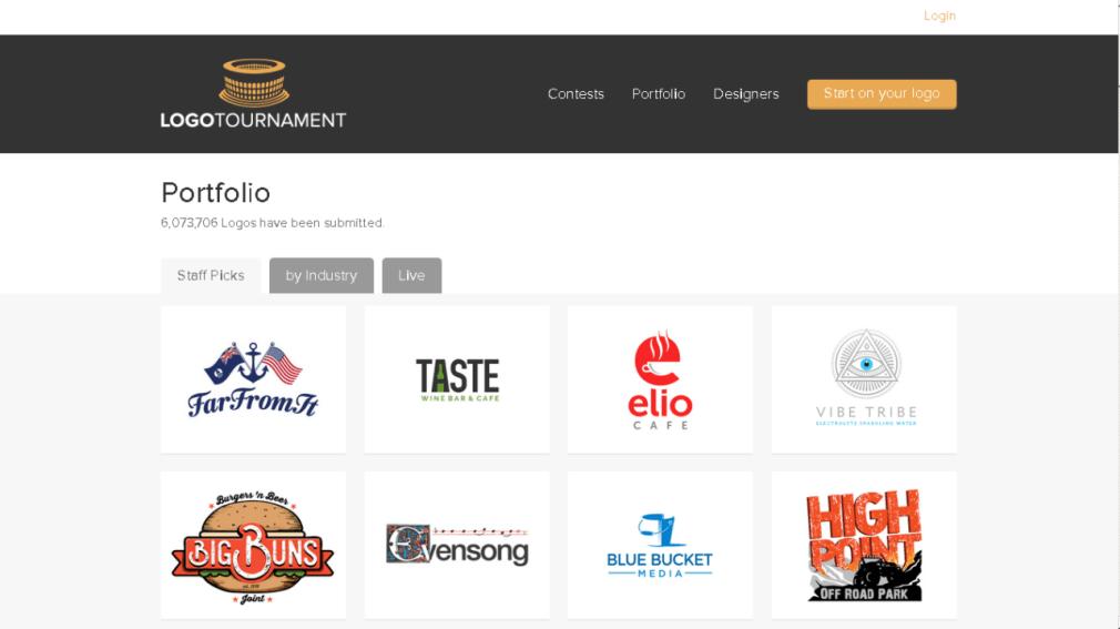 logo tournament