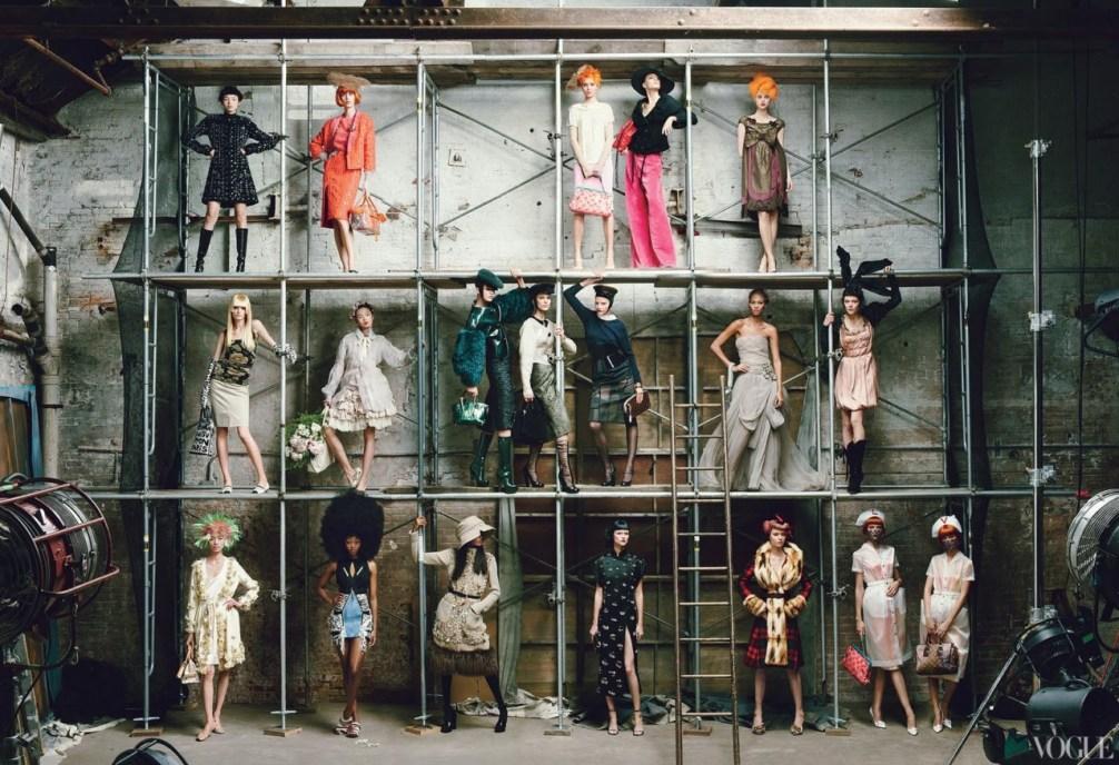 Xiao Wen Ju - US Vogue January 2011 - 2
