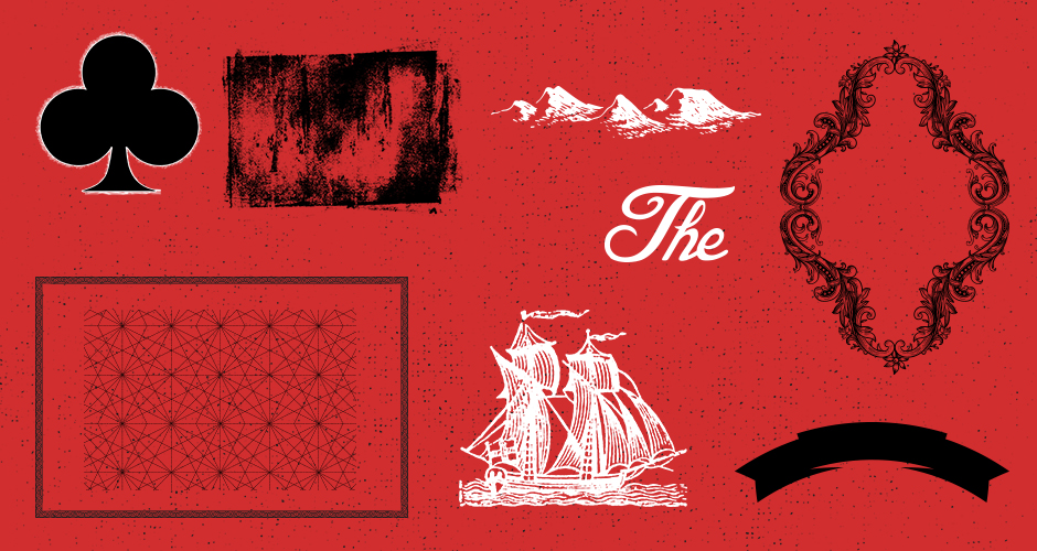 Design a Nautical Themed Playing Card in Photoshop - Design Cuts