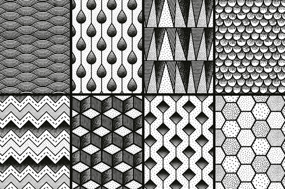 The All-Purpose Textures and Patterns Collection 20 Fantastic
