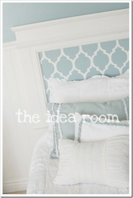 Diy headboards for kids and teens design dazzle for Cool diy headboards