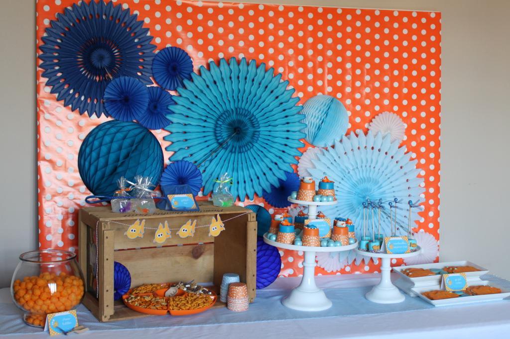 Quotgo Fishquot Birthday Party Design Dazzle
