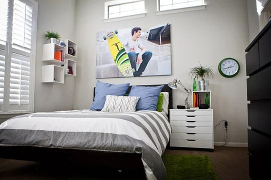 Classic Car Wallpaper For Bedrooms Teen Boys Room Ideas Design Dazzle