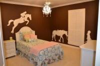 Fabulous Girls Horse Bedrooms - Design Dazzle