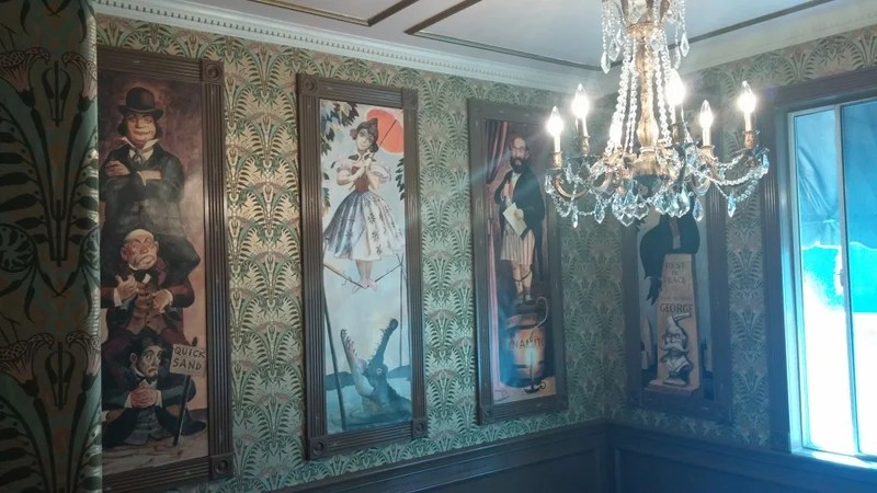 Disney Theme Haunted Mansion Office Design Dazzle