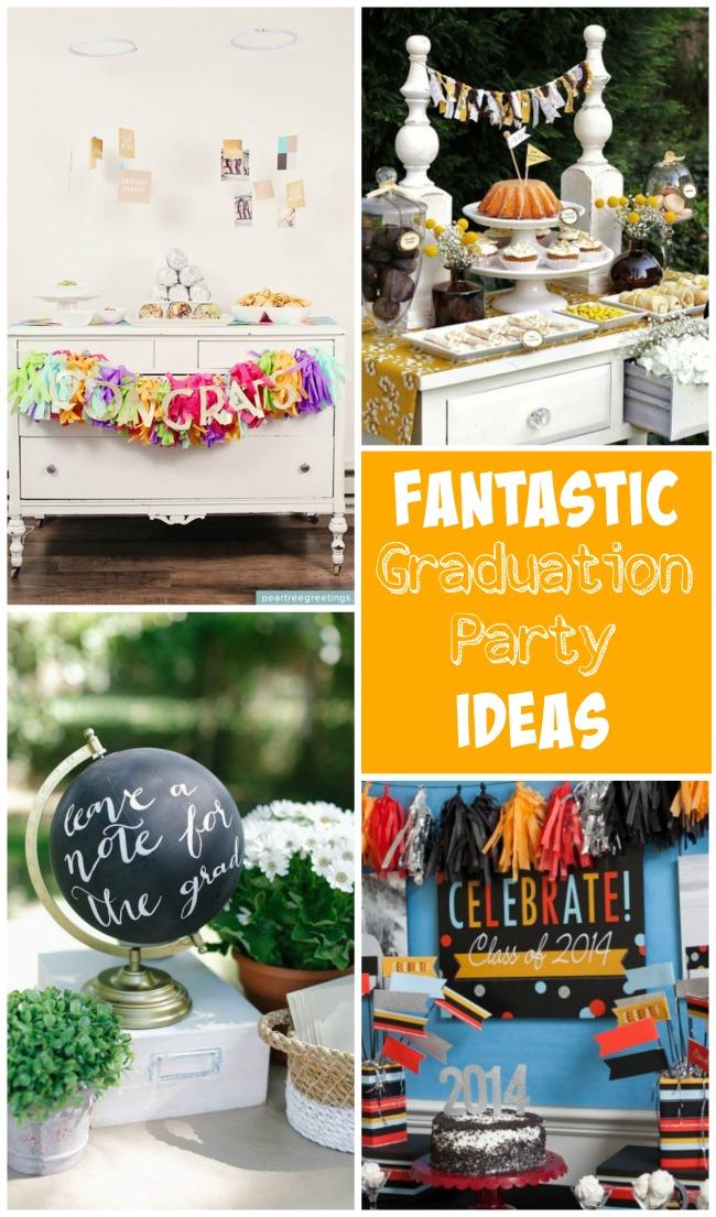12 fantastic graduation party ideas   design dazzle