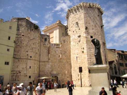 Old City of Split