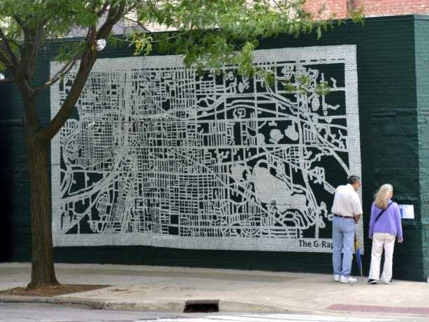 ArtPrize 2013 J-Storm Urban Maps