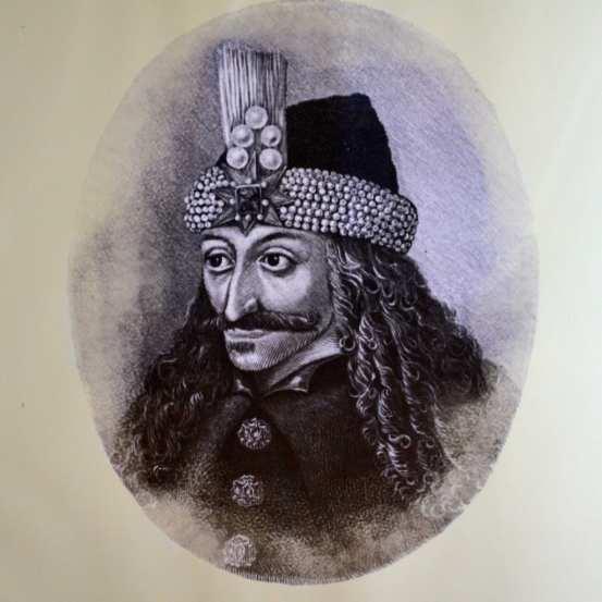 Vlad the Impaler.  Inspiration for Dracula