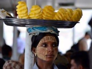 Thankha in Burma