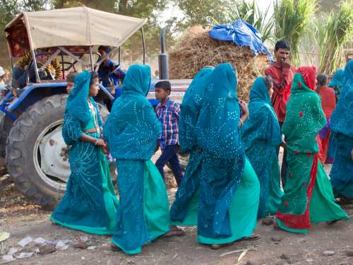 Kavant Fair, India