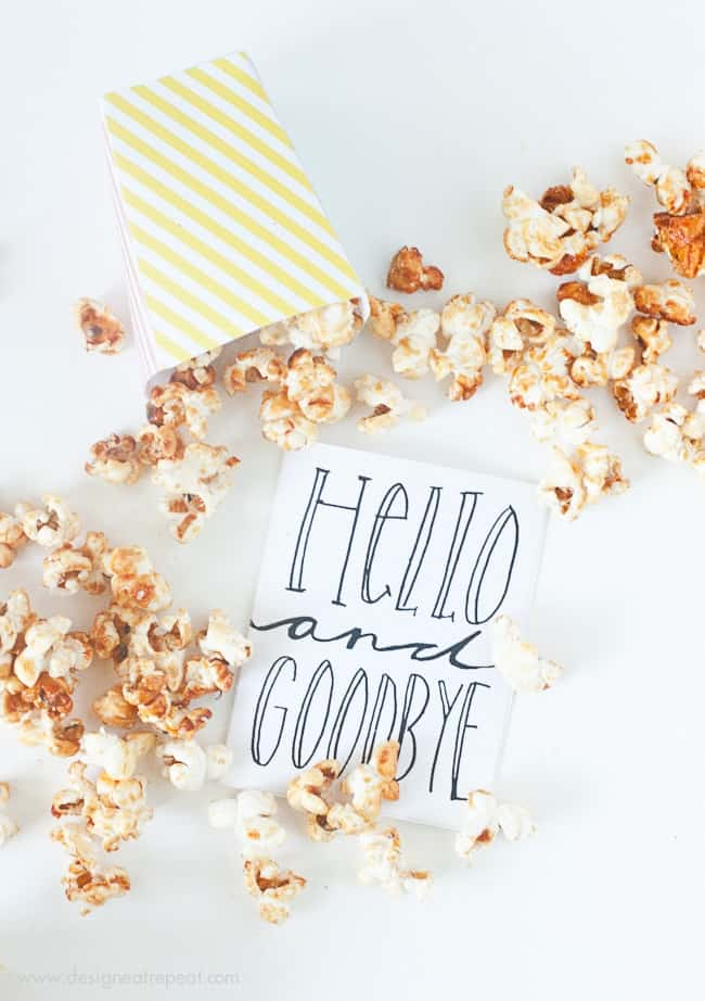 12 Free DIY Popcorn Box Printables For A Better Family Movie