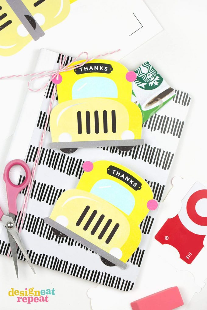 Back to School Gifts For Teachers (Easy  Cute!) - Design Eat Repeat