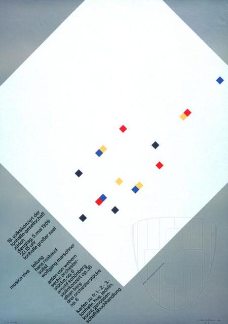 poster by Joseph Mueller-Brockmann