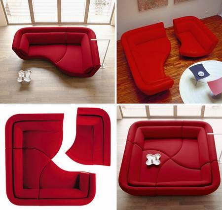amazing puzzle sofa
