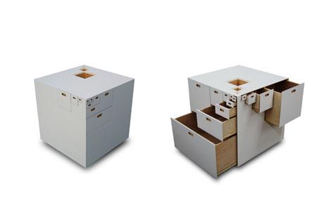 Fractal furniture