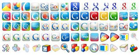 google favicon iterations
