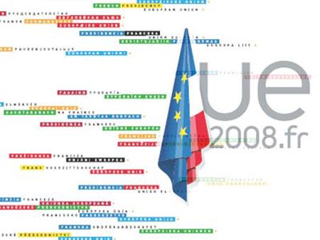 logo ue 2008