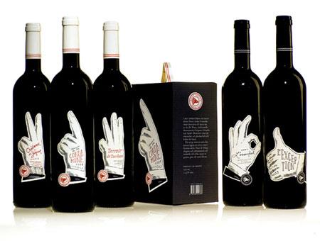 condamine wine packaging