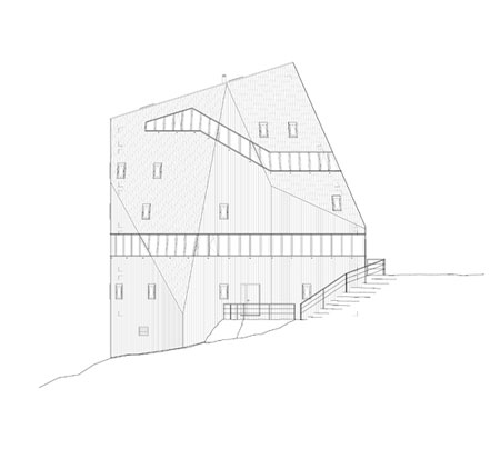 mt rose hut plan