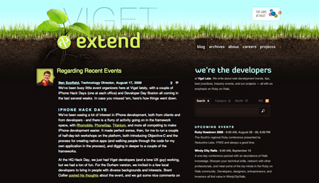 Viget Extend