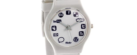 social networking watch
