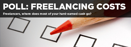 freelancing costs