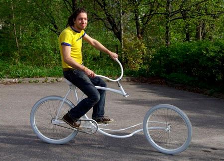 forkless bike