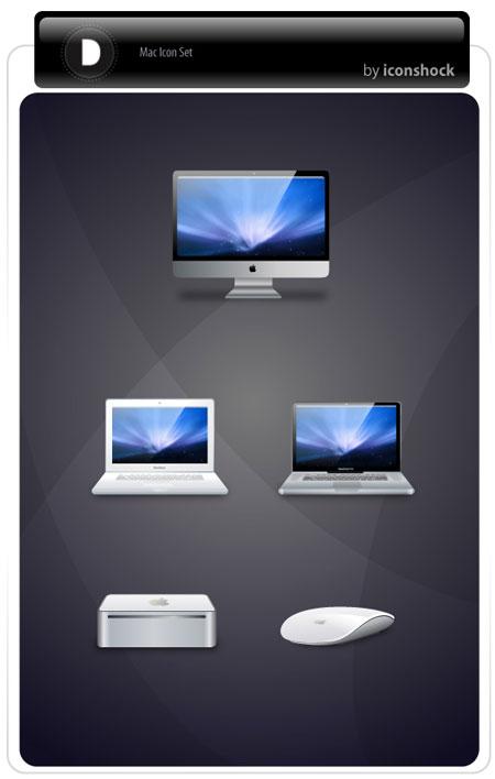 mac icons set