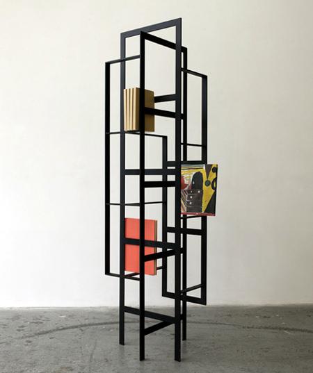 Dezeen_Weave-Bookcase-by-Chicako-Ibaraki-for-Casamania-3