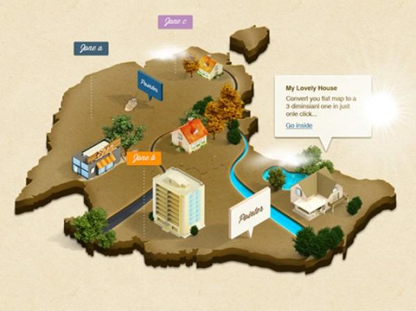 3D Map