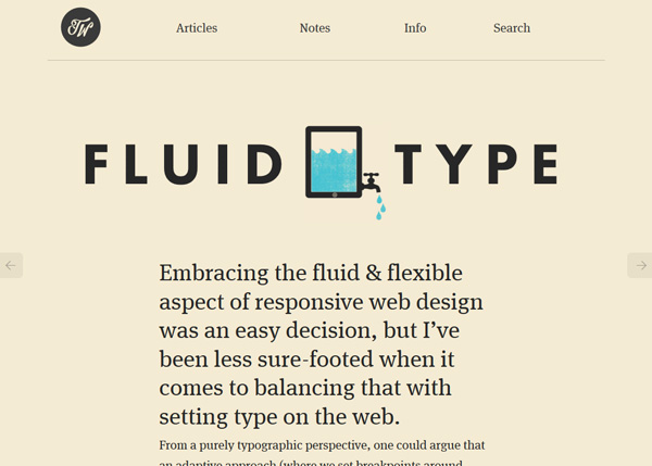 fluid-type