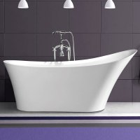 Add a touch of class to your bathroom with a freestanding ...