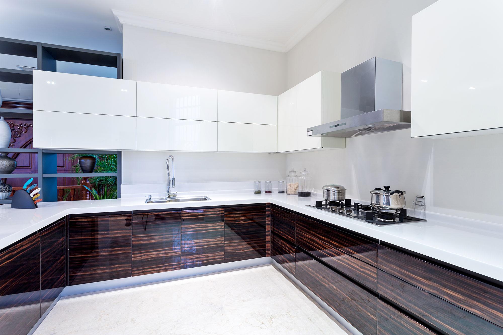 High Gloss Kitchens Designer Kitchens
