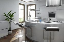 Small Of Round Kitchen Island Designs