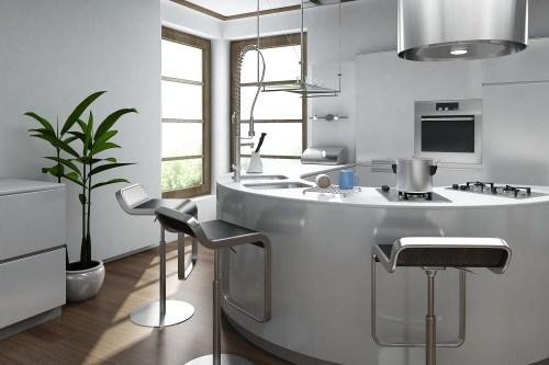 Medium Of Round Kitchen Island Designs