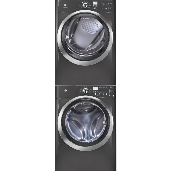 Electrolux EIFLS55QT Front Load Washer & EIMED55QT