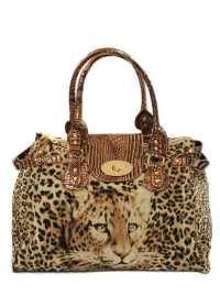 Red Fox Handbag | Red Fox Designer Tote Bag | Shop ...